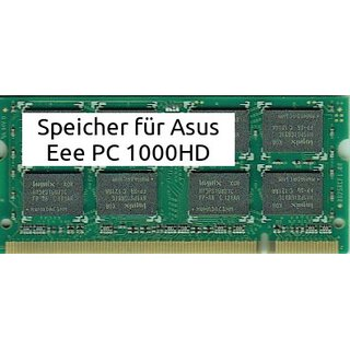 2Gb Asus Eee PC 1000HD DDR2-5300