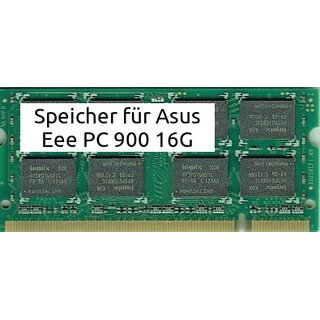 2Gb Asus Eee PC 900 16G DDR2-5300