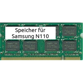 2Gb RAM Samsung N110 DDR2 800Mhz 200pin Netbook