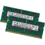 Samsung 8Gb 2x 4Gb Notebook Laptop Speicher DDR3 1066 Mhz...