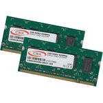 CSX 2GB 2x 1GB DDR2 533MHz SO-DIMM Notebook Laptop...