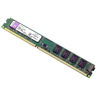 Kingston 4GB DDR3 1333MHz Ram Speicher PC KVR1333D3N9/4G PC-10600 1,5 Volt DDR3
